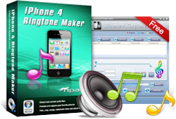iPhone 4 Ringtone Maker