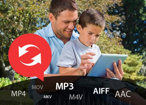 Конвертировать видео форматы