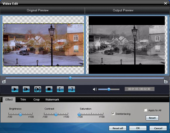 How to Rip DVD to Popular Video Formats Effect