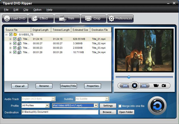 Three powerful tools to your popular video players Interface-1