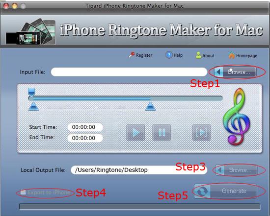 How to make your own free iPhone Ringtone(Windows/Mac) Mac