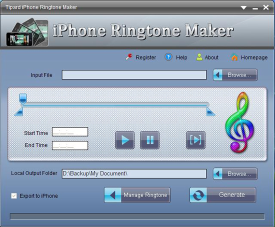 How to Convert and Transfer DVD and Video to iPhone Iphone-ringtone-maker