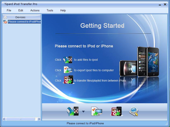 How to Make Full Use of Your iPod on Mac/Windows Ipod-transfer-pro