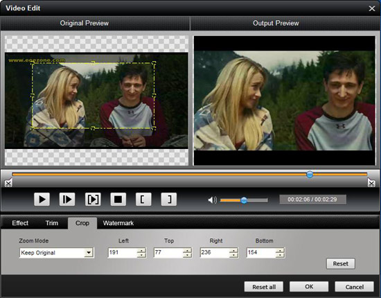 Easy Conversion between Popular Video Formats Crop-1