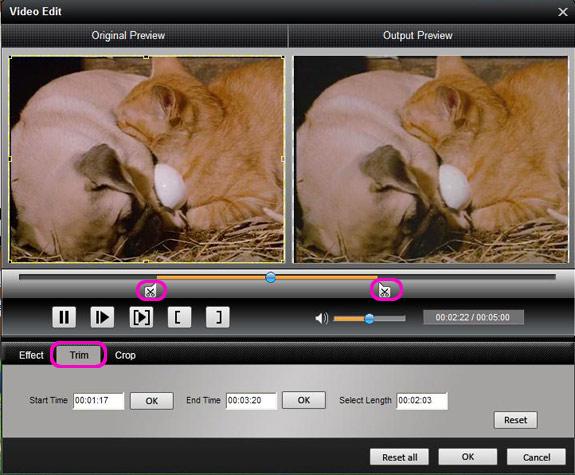 Fully Enjoy Video and Audio on Sony Walkman Trim