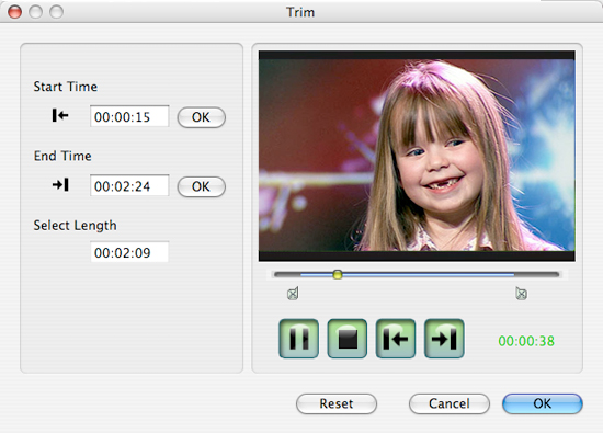 How to Rip DVD and Convert video on OS X Trim