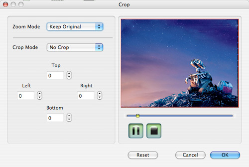 Enjoy Your Favorite Videos on iPod at Will Crop-mac