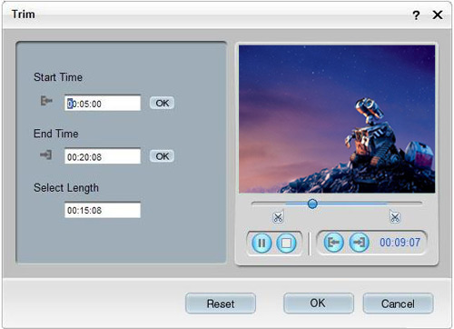 How to Convert Video to Any Video Formats Trim-windows