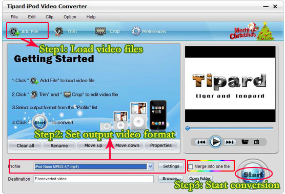Review Some Popular Conversion Tools Related to iPod/iPhone Ipod-f