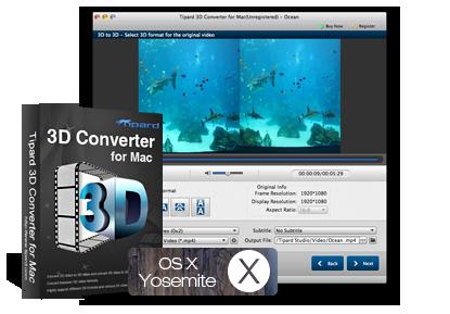 Best 3d Converter For Mac Convert 3d 2d Video To 2d 3d