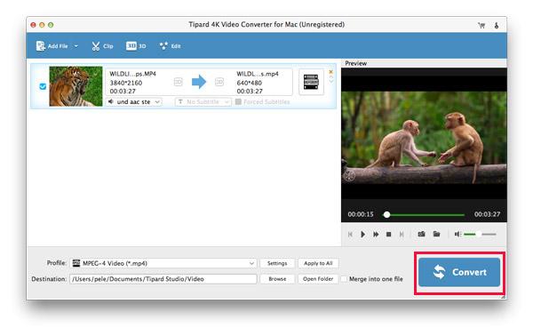 Konverter 4K-video