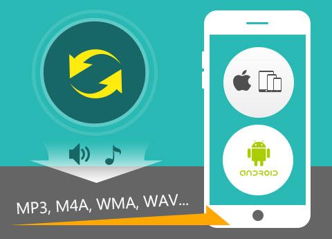 Konverter lyd / musik til MP3
