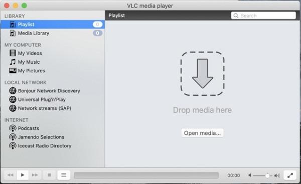 VLC pro Mac
