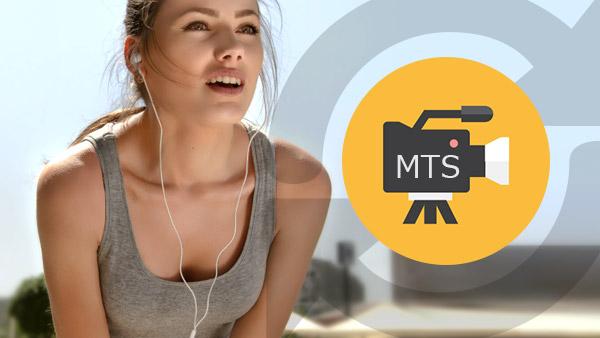 Преобразование файла MTS
