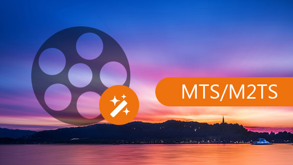 Modifica file video M2TS MTS