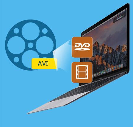 Tipard AVI Converter Suite pro Mac