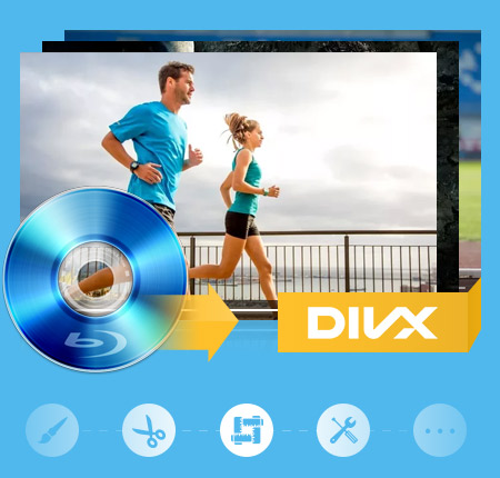 Tipard Blu-ray do DivX Ripper