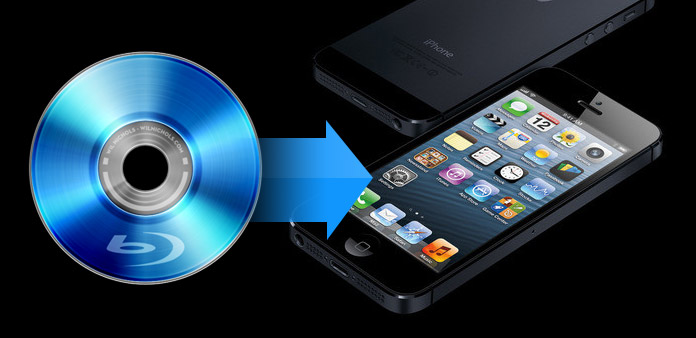 İPhone 5'e Blu-ray