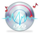 DVD a audio