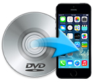 DVD-t iPhone-ra