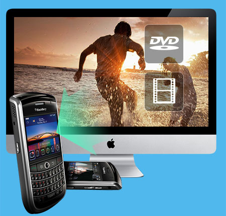 Mac için Tipard BlackBerry Converter Suite