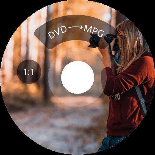 DVD till MPG