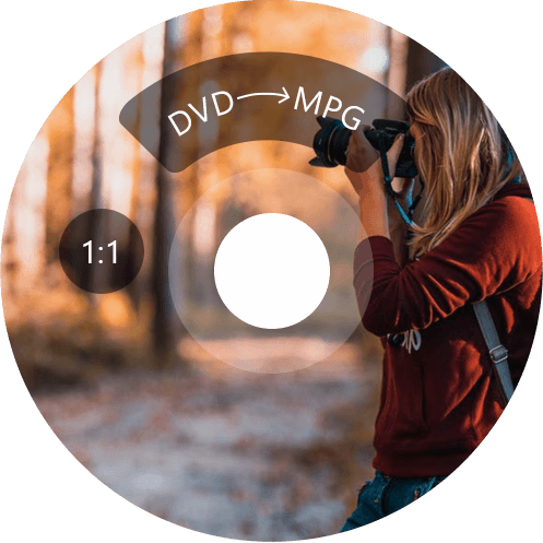 DVD en MPG