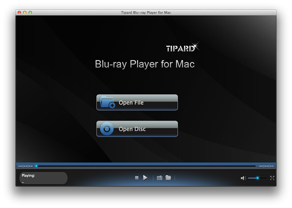 Установите Blu-ray Player для Mac