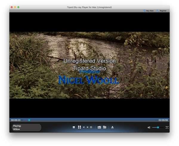 převést DVD na 2D / 3D