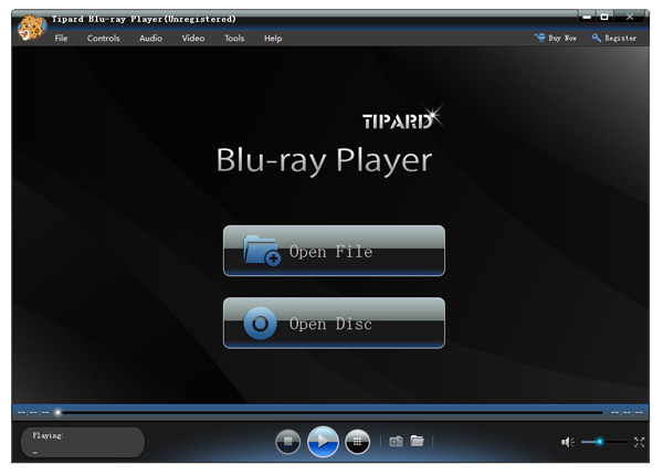 Bluray player software