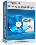 Tipard Blu-ray to DivX Ripper boxshot