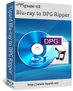 Tipard Blu-ray to DPG Ripper boxshot