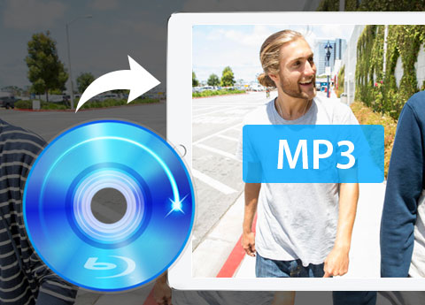 convert home made blu-ray to mp3