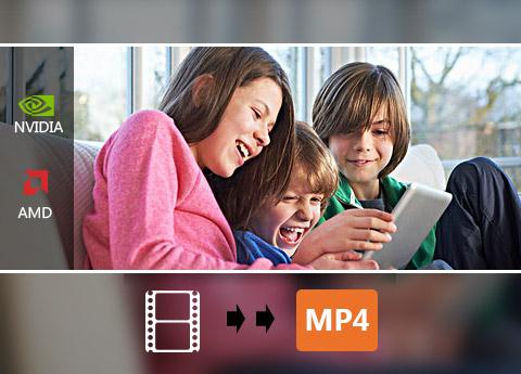 Converta vídeo / áudio