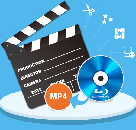 Blu-ray to MP4 Ripper
