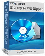 Tipard Blu-ray to Wii Ripper boxshot