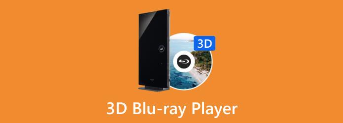 3D مشغل Blu-ray