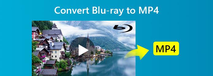 Muunna Blu-ray MP4-muotoon
