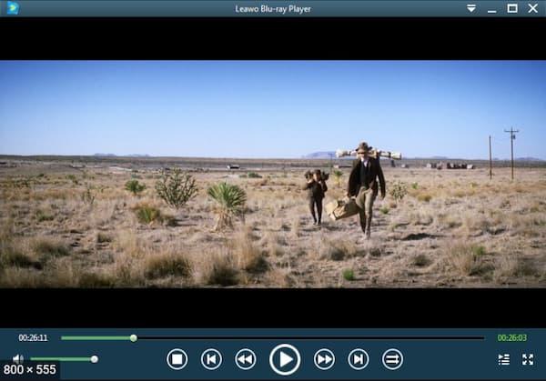 Blu-ray přehrávač Leawo