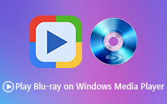 قم بتشغيل Blu-ray على Windows Media Player