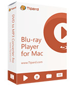 Blu-ray-spiller for Mac