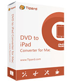 DVD iPad Converter for Mac