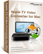 Apple TV Video Converter for Mac
