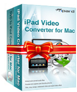 Tipard iPad Converter Suite for Mac boxshot