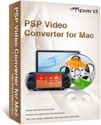 PSP Video Converter for Mac