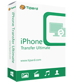 transferência do iPhone
