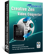 Tipard Creative Zen Video Converter boxshot