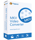 Tipard MKV Video Converter Free License Key