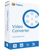 Tipard Video Converter boxshot