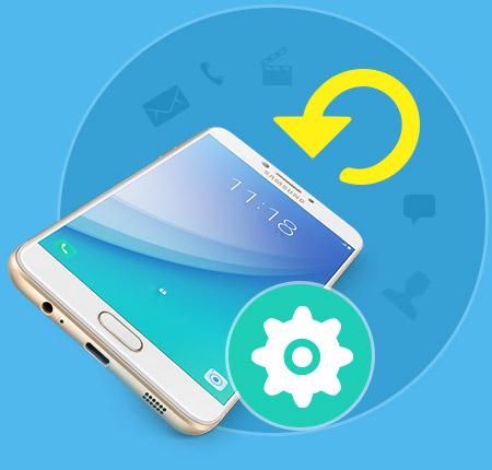 Zlomené obnovení dat v systému Android